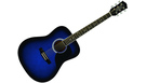 EKO Ranger 6 Blue Sunburst
