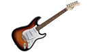 FENDER Squier Bullet Stratocaster RW Brown Sunburst