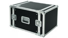 Flight Case Professionale 8 unità rack 19""