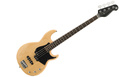 YAMAHA BB234 Yellow Natural Satin