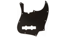 FENDER Pickguard Standard Jazz Bass Black
