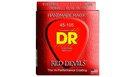 DR STRINGS RDB-45 Red Devils Bass