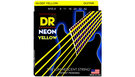 DR STRINGS NYE-9 Neon Hi-Def Yellow Electric