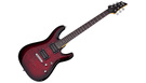 SCHECTER C6 Plus See Thru Cherry