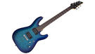 SCHECTER C6 Plus Ocean Blue Burst