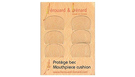HEROUARD & BENARD Mouthpiece Patches Transparent - Small