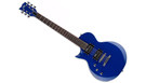 ESP LTD EC10LH Blue Left handed con borsa