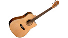 WASHBURN D7SCE Harvest Cutaway Natural