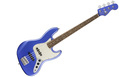 FENDER Squier Contemporary Jazz Bass LRL Ocean Blue Metallic