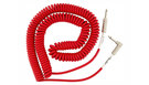 FENDER Original Series Coil Cable 9m Fiesta Red