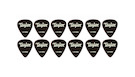 TAYLOR Celluloid 351 Guitar Picks Tortoise 1.21mm (X-Heavy) 12-Pack