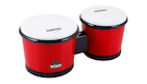 NINO PERCUSSION Nino 19R Bongo ABS Red