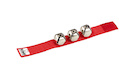 NINO PERCUSSION Nino 961R Wrist Bells Red