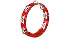 "MEINL HTT8R 8"" Tambourine 1 Row  Red"