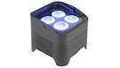 BEAMZ BBP94 PAR LED RGBWA-UV BATTERY IRC