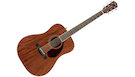 FENDER PM-1 Dreadnought All-Mahogany NE with case