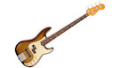 FENDER AM ULTRA P Bass RW Mocha Burst