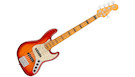 FENDER AM ULTRA Jazz Bass V MN Plasma Red Burst