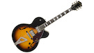 GRETSCH G2420 Streamliner HLW SC Aged Brooklyn Burst
