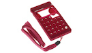 TEENAGE ENGINEERING Case PO CA-X Burgundy