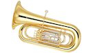 YAMAHA YBB321 Gold Laquered
