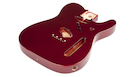 FENDER  Classic Series 60's Telecaster SS Body Candy Apple Red