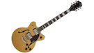 GRETSCH G2655 Streamliner CB JR DC Village Amber