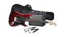 FENDER Squier Affinity Stratocaster HSS Pack 15G Candy Apple Red