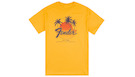 FENDER Palm Sunshine Unisex T-Shirt Marigold L
