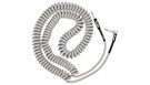 FENDER Professional Coil Cable 30' White Tweed