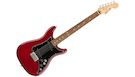 FENDER Player Lead II PF Crimson Red Trans