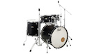 PEARL Decade Maple Standard Satin Slate Black