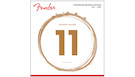 FENDER 60CL Phosphor Bronze Acoustic Guitar Strings Ball End