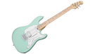 STERLING BY MUSIC MAN Cutlass Short Scale HS MN Mint Green