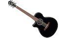 IBANEZ AEG50LBKH Black High Gloss