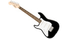 FENDER Squier Affinity Mini Strat Black Left