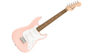 FENDER Squier Affinity Mini Strat Shell Pink