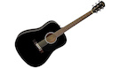 FENDER CD60S Dreadnought WN Black