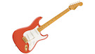 FENDER Squier Classic Vibe 60s Stratocaster MN Gold HW Fiesta Red