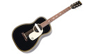 GRETSCH G9520E Gin Rickey Acoustc/Electric Smokestack Black