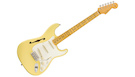 FENDER Eric Johnson Thinline Stratocaster MN Vintage White