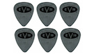 EVH Signature Picks Gray/Black 0.60mm