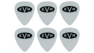 EVH Signature Picks White Black 0.73mm