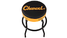 CHARVEL Bar Stool Toothpaste Logo Black/Yellow 24""