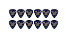FENDER  351 Shape Premium Picks Extra Heavy - Blue Moto (12 Count)