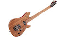 EVH Wolfgang WG Standard Exotic Koa Baked Maple Fingerboard Natural