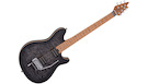 EVH Wolfgang Special QM Backed Maple Fingerboard Charcoal Burst