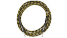 FENDER Professional Series Instrument Cable Straight/Straight 10' Woodland Camo
