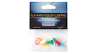 ROCKBOARD Color Code Rings for Flat Patch Cables (10pcs)