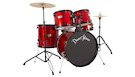 DARESTONE CLDRUM Red